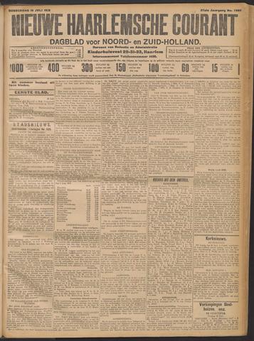 Nieuwe Haarlemsche Courant 1912-07-18