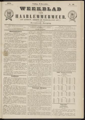 Weekblad van Haarlemmermeer 1876-12-08