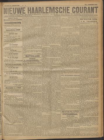 Nieuwe Haarlemsche Courant 1919-01-24