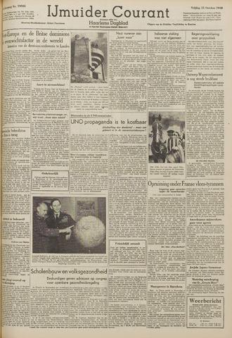 IJmuider Courant 1948-10-15