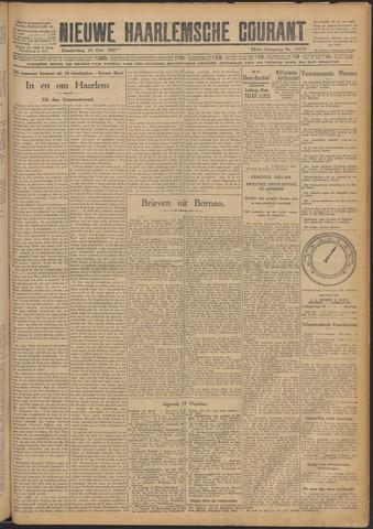 Nieuwe Haarlemsche Courant 1927-10-13