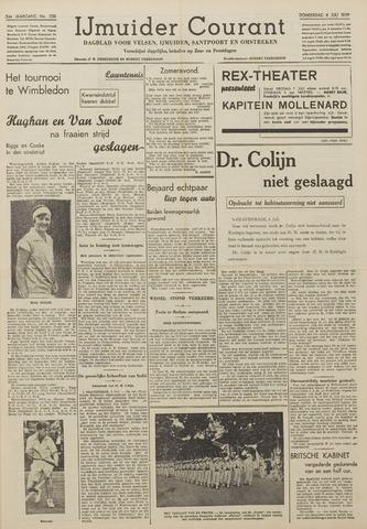 IJmuider Courant 1939-07-06