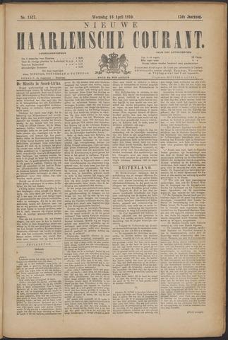 Nieuwe Haarlemsche Courant 1890-04-16