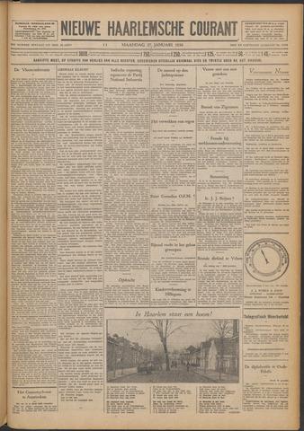 Nieuwe Haarlemsche Courant 1930-01-27