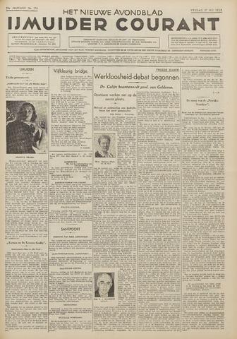 IJmuider Courant 1938-05-27