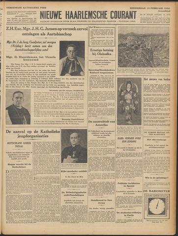 Nieuwe Haarlemsche Courant 1936-02-13