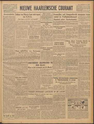 Nieuwe Haarlemsche Courant 1949-09-28