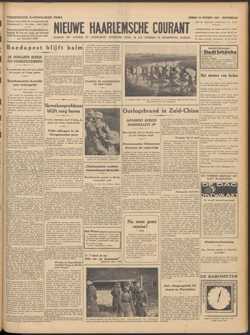 Nieuwe Haarlemsche Courant 1938-10-16
