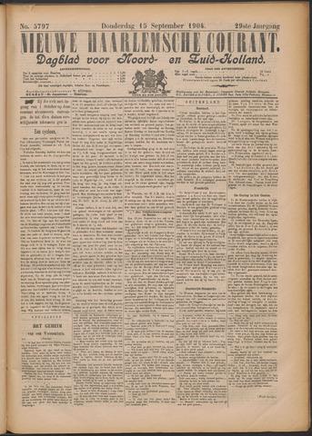 Nieuwe Haarlemsche Courant 1904-09-15
