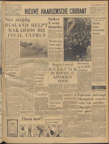 Nieuwe Haarlemsche Courant 1964-08-17