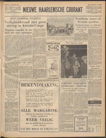Nieuwe Haarlemsche Courant 1960-09-13