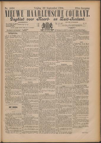 Nieuwe Haarlemsche Courant 1904-09-30