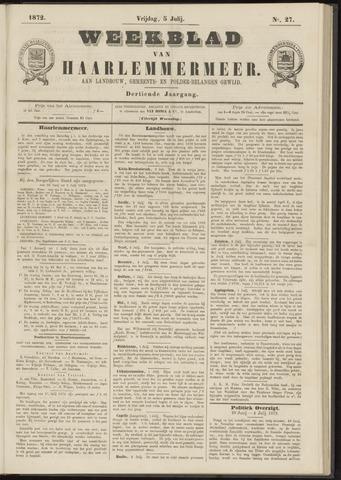 Weekblad van Haarlemmermeer 1872-07-05