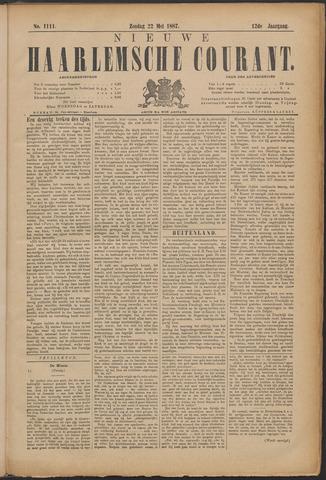 Nieuwe Haarlemsche Courant 1887-05-22