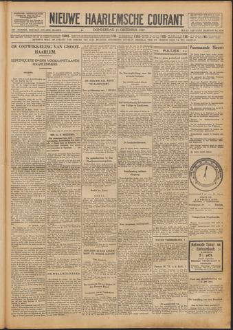 Nieuwe Haarlemsche Courant 1927-12-15