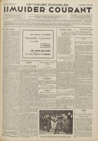IJmuider Courant 1938-02-24