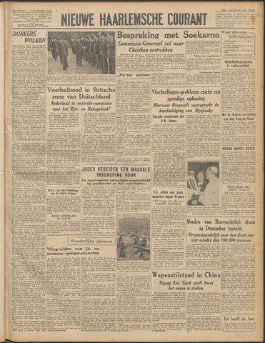 Nieuwe Haarlemsche Courant 1946-11-09
