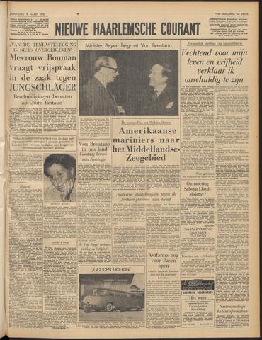 Nieuwe Haarlemsche Courant 1956-03-08