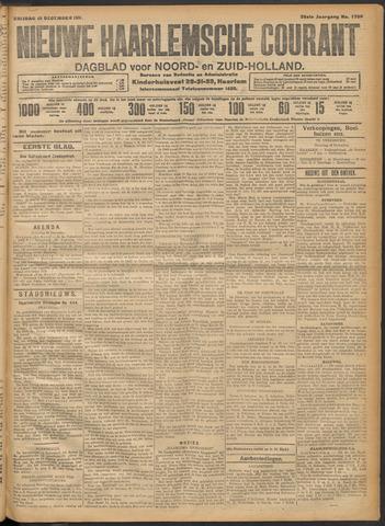 Nieuwe Haarlemsche Courant 1911-12-15