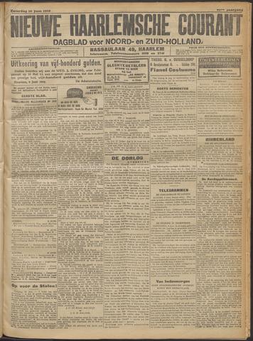 Nieuwe Haarlemsche Courant 1916-06-10