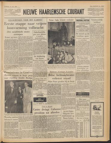 Nieuwe Haarlemsche Courant 1959-07-18