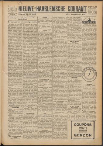 Nieuwe Haarlemsche Courant 1922-07-29