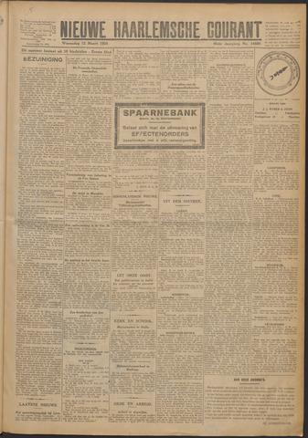 Nieuwe Haarlemsche Courant 1924-03-12