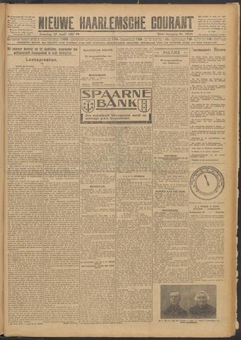Nieuwe Haarlemsche Courant 1927-04-23