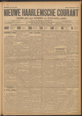 Nieuwe Haarlemsche Courant 1910-07-25