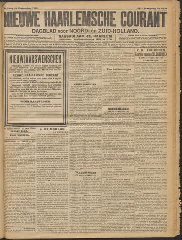 Nieuwe Haarlemsche Courant 1916-12-29