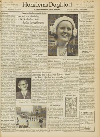 Haarlem's Dagblad 1950-04-28