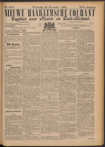 Nieuwe Haarlemsche Courant 1902-12-24