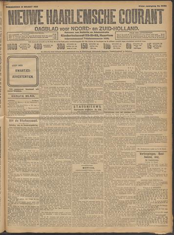 Nieuwe Haarlemsche Courant 1913-03-13