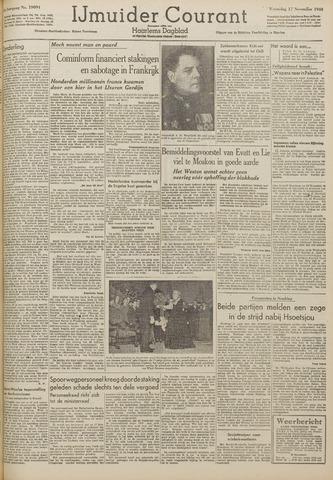 IJmuider Courant 1948-11-17