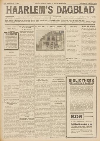 Haarlem's Dagblad 1926-08-28