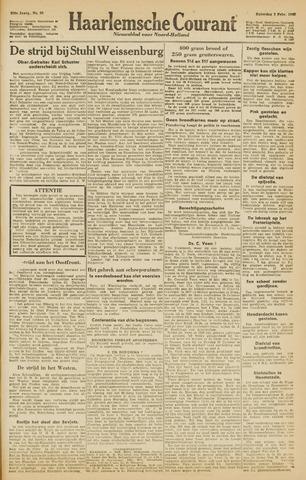 Haarlemsche Courant 1945-02-03