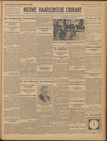 Nieuwe Haarlemsche Courant 1932-07-12