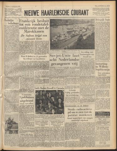 Nieuwe Haarlemsche Courant 1955-08-19