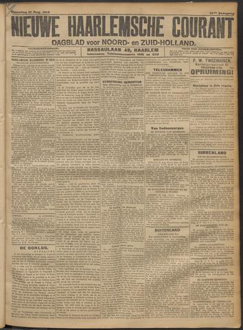 Nieuwe Haarlemsche Courant 1916-08-21