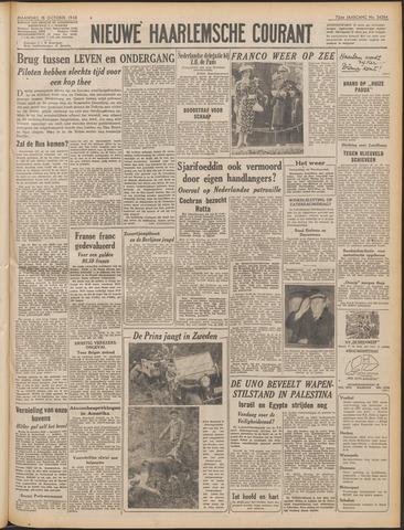 Nieuwe Haarlemsche Courant 1948-10-18