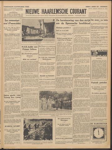 Nieuwe Haarlemsche Courant 1937-01-05
