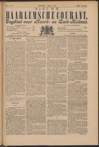 Nieuwe Haarlemsche Courant 1899-03-02