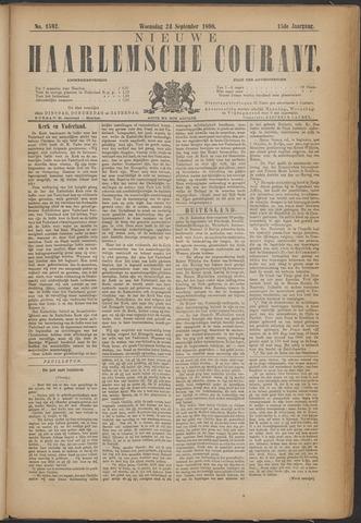 Nieuwe Haarlemsche Courant 1890-09-24