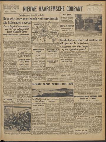 Nieuwe Haarlemsche Courant 1948-04-06