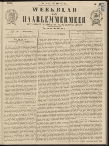 Weekblad van Haarlemmermeer 1866-10-26