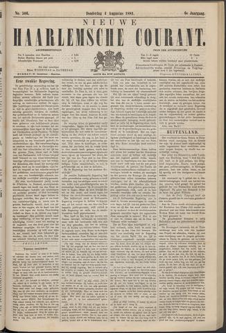 Nieuwe Haarlemsche Courant 1881-08-04