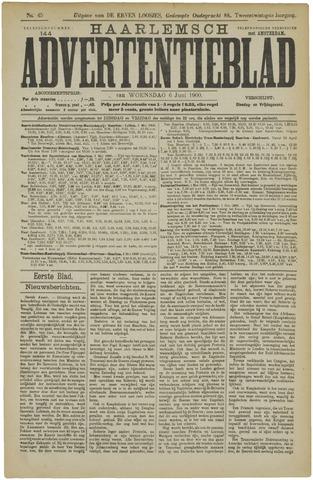 Haarlemsch Advertentieblad 1900-06-06