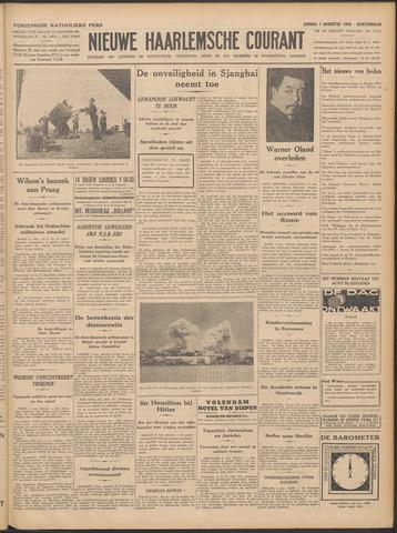 Nieuwe Haarlemsche Courant 1938-08-07