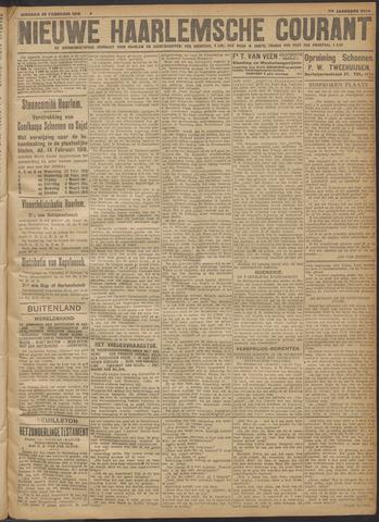 Nieuwe Haarlemsche Courant 1918-02-26