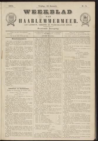Weekblad van Haarlemmermeer 1875-01-15
